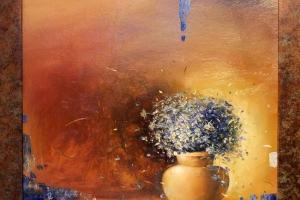 Tiina-Ojaste---Sinililled---2015,-58x67cm
