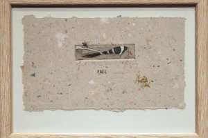 """Kadi Kurema """" Pael"""" (ofort) 2004. 23 x 17 cm."""
