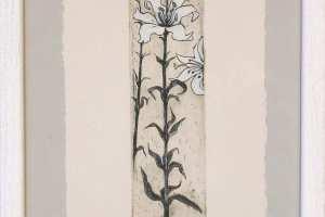 """""""Liilia"""". 23 x 17 cm"""