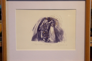 """Tuleprintsess"" 33 x 27 cm, hind 95.-"