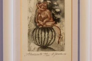 """""""Ahviaasta"""" 20 x 12 cm, hind 35.-"""