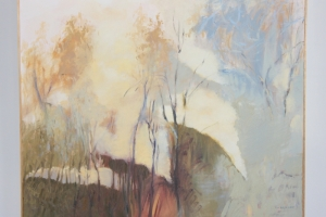 Lea Liblik (õli) 2010. 67 x 80 cm. 1300.-