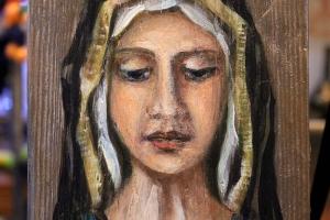 """Monica del Norte """"Teine elu"""" 2018, 21 x 14,5 cm"""