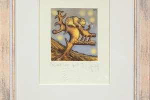 "Navitrolla Õiglane uni"" (kuivnõel) 25 x 34 cm"