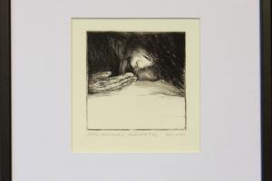 "Reti Saks ""Sätib käsi hästi. 6"" 2009. 28 x 29,5 cm"
