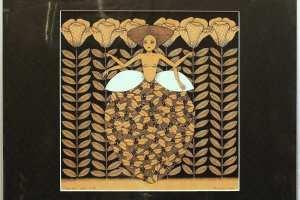 """Viive Noor """"Queen Bee I"""" 2014. 50 x 60 cm"""