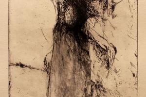Samblane tüdruk 52x35 cm
